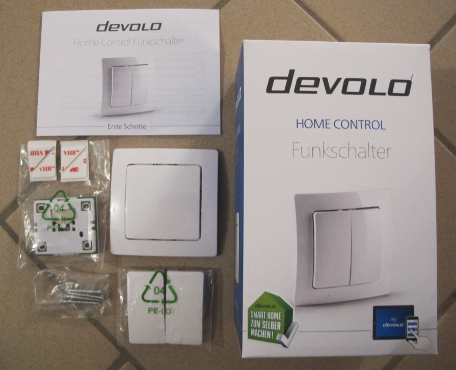 devolo_Funkschalter