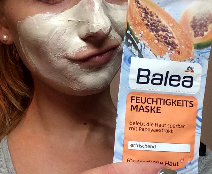 Strahlende Haut Im Herbst Gesichtsmasken Von Balea Und Merz Im