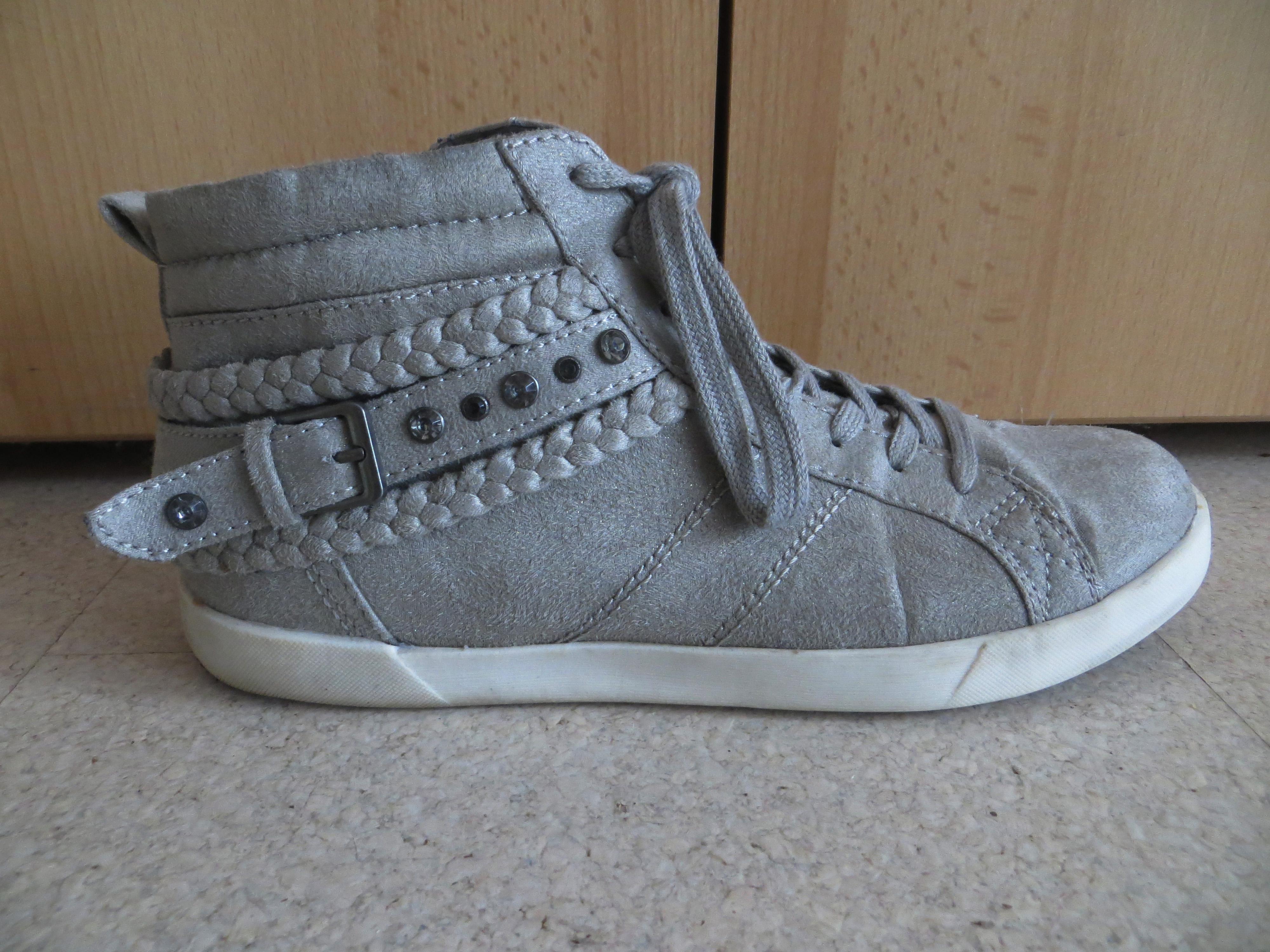 Mid Und Spicy Cut Abgecheckt Schuhe Von Deichmann Im HW2D9IE