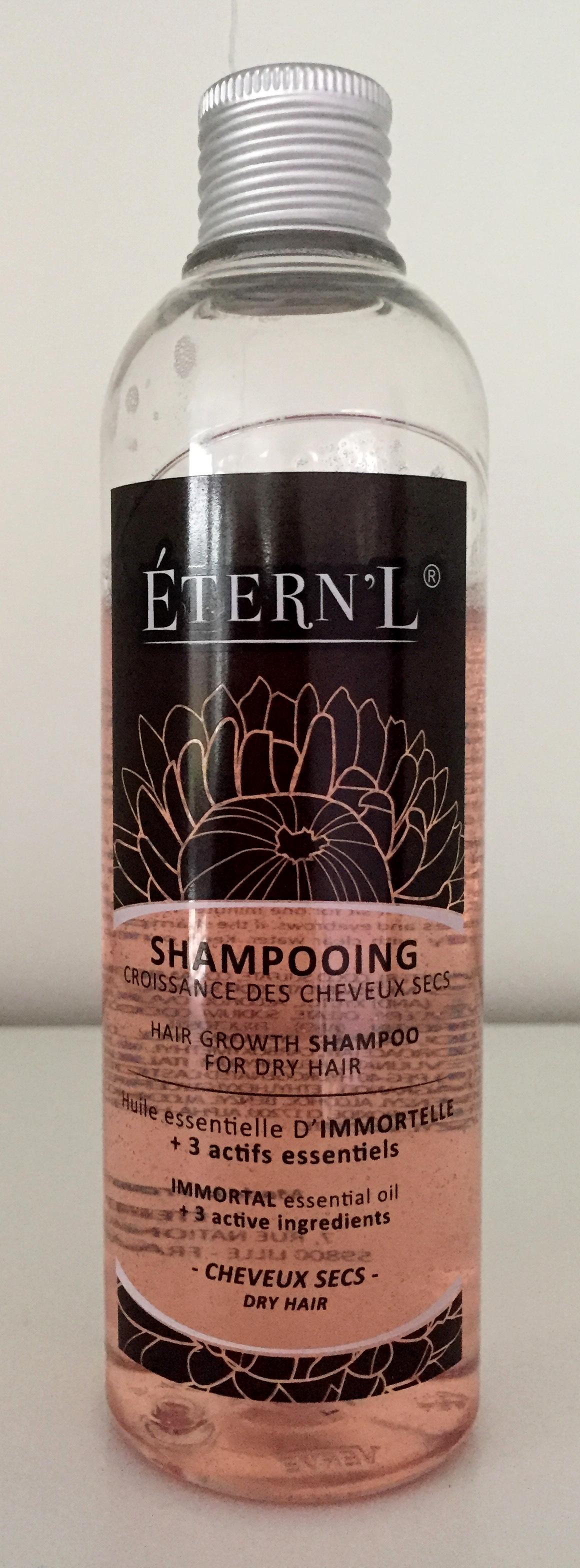 eternal shampoo bewertung