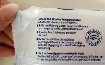Nivea_Abschminktücher6