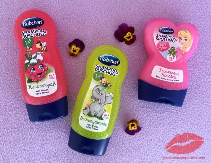 Bübchen Shampoo und Duschgel im Abgecheckt-Test